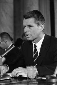 US Attorney General Robert Kennedy